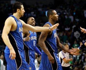 Magic Celtics Basketball
